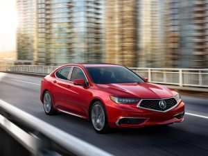 79 Best When Will 2020 Acura Tlx Be Released Redesign and Concept