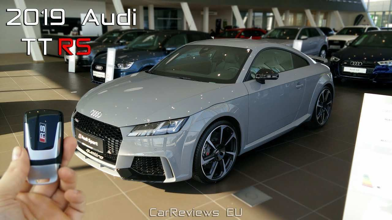 79 New 2019 Audi Tt Rs Price And Review