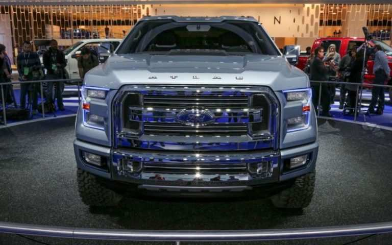 79 New 2019 Ford Atlas Redesign