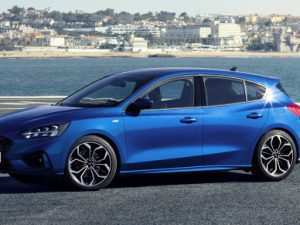 79 New 2019 Ford Focus St Line Spy Shoot