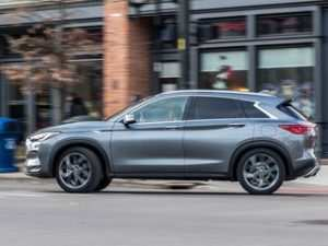 79 New 2019 Infiniti Qx50 Dimensions Overview
