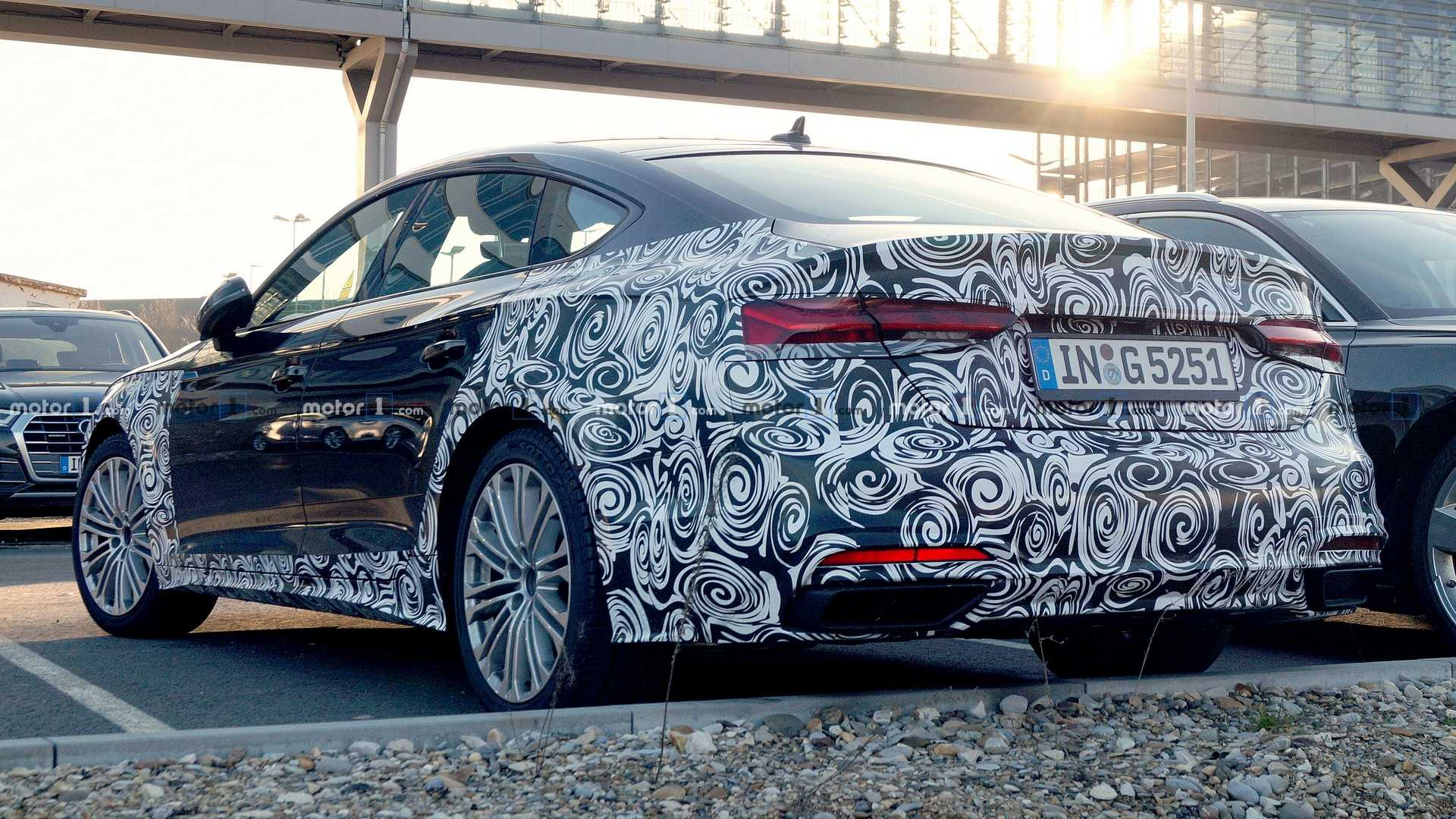 79 New 2020 Audi A5 Coupe Release