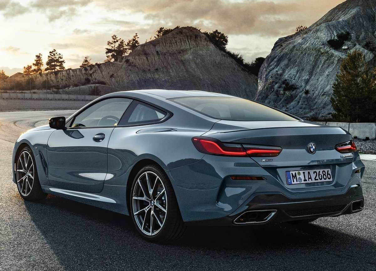 79 New 2020 Bmw 8 Series Price Redesign And Concept