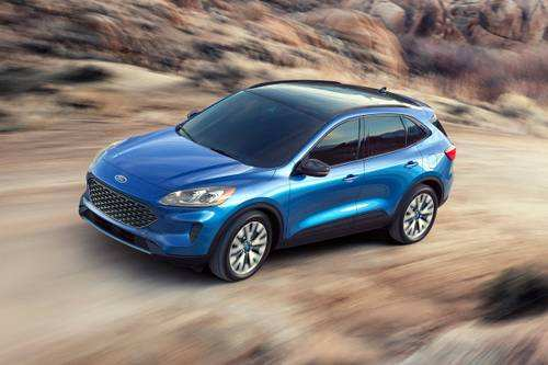 79 New 2020 Ford Escape Spy Shoot