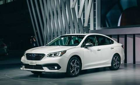 79 New 2020 Subaru Legacy Mpg Release Date And Concept