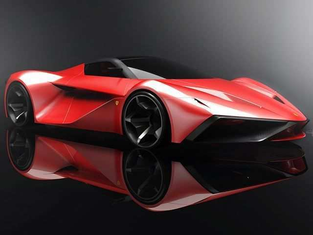 79 New Ferrari 2020 Supercar Redesign And Review