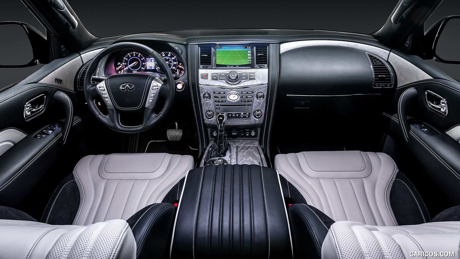 79 New Infiniti Qx80 2019 Concept And Review