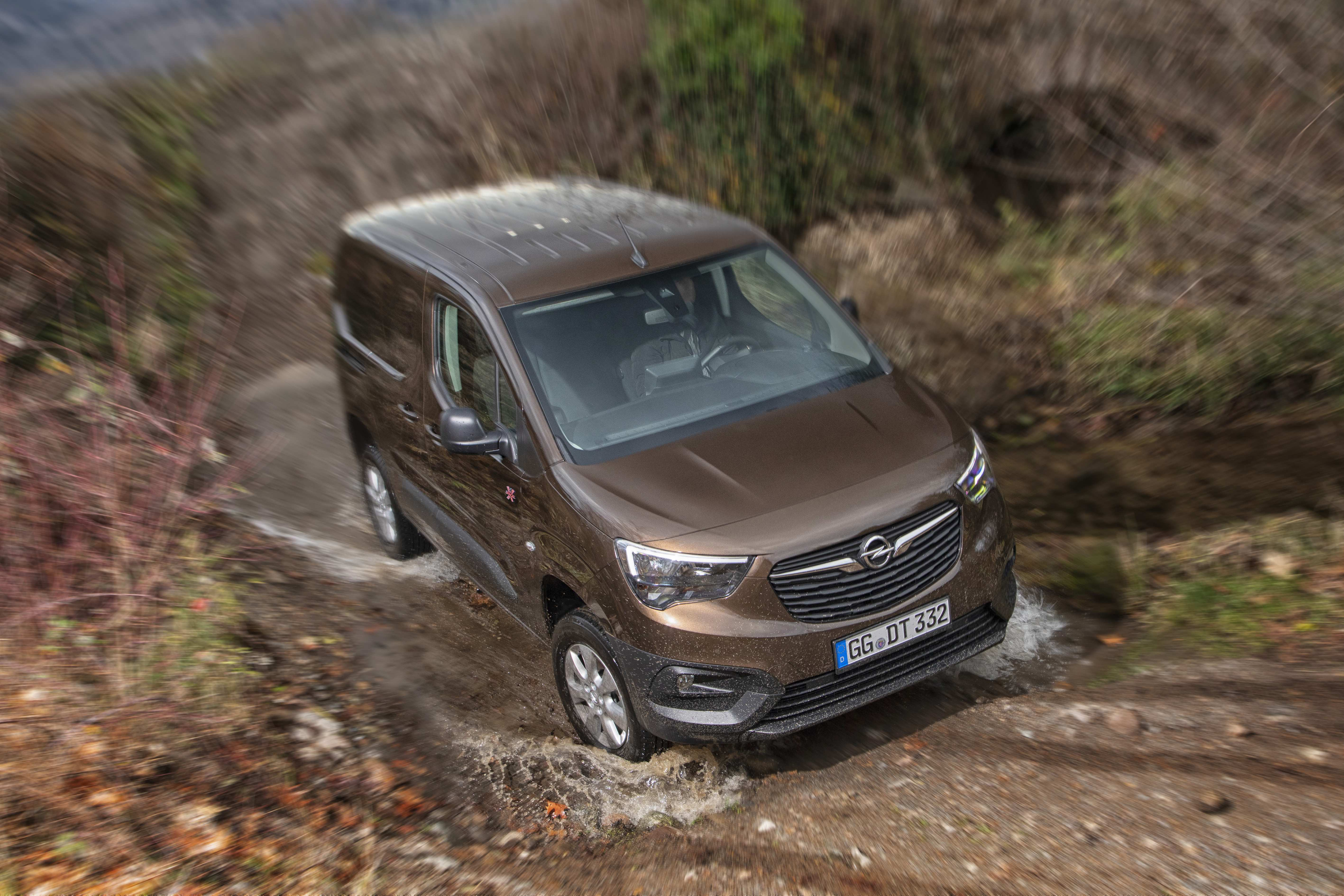 79 New Opel 4X4 2019 Style