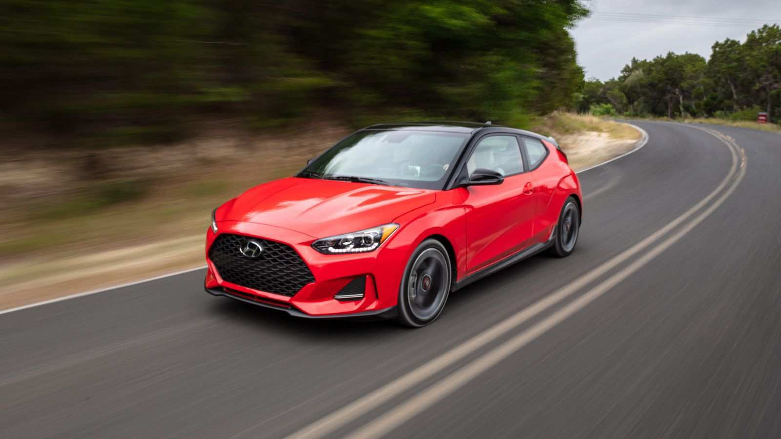 79 The 2019 Hyundai Veloster Review Model