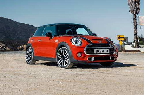 79 The 2019 Mini Cooper Jcw Wallpaper