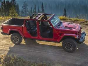 2020 Jeep Gladiator Engine Specs