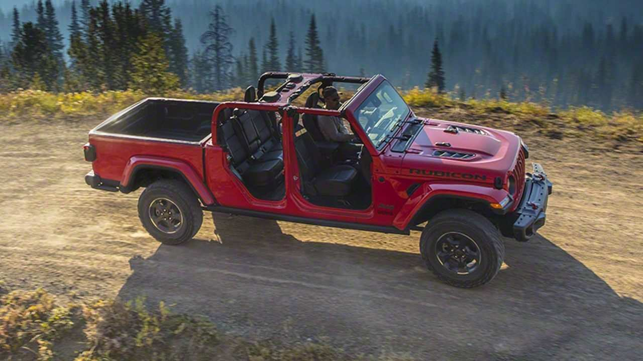 79 The 2020 Jeep Gladiator Engine Specs Wallpaper