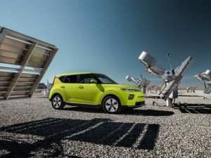2020 Kia Soul Ev Availability