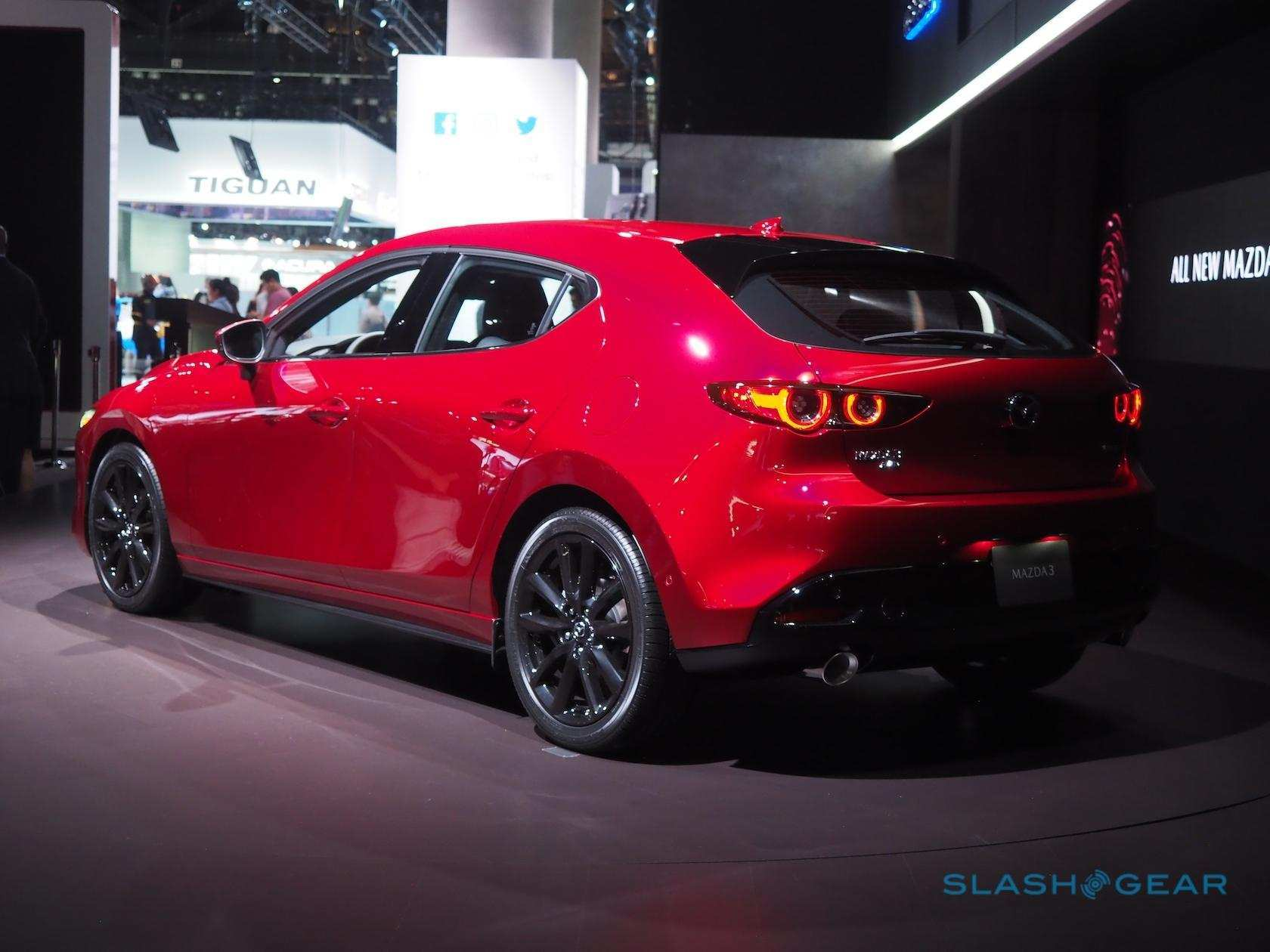 79 The 2020 Mazda 3 Hatch Redesign And Concept