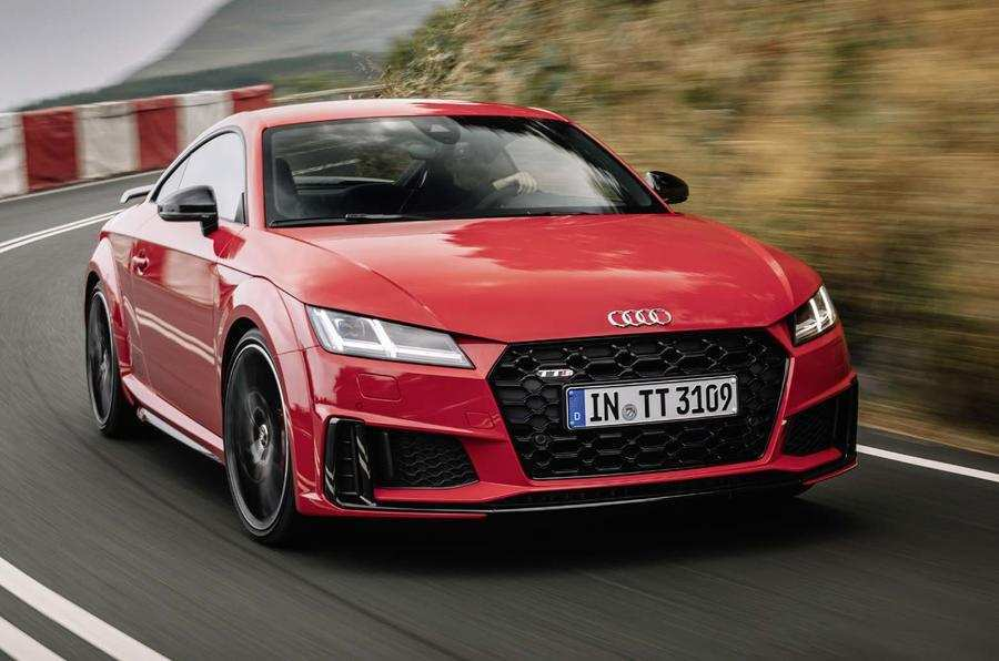 79 The Best 2019 Audi Tt Changes Research New