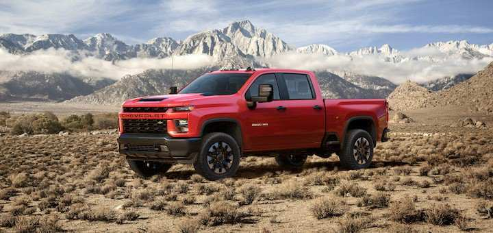79 The Best 2019 Chevrolet Hd 2500 Concept And Review