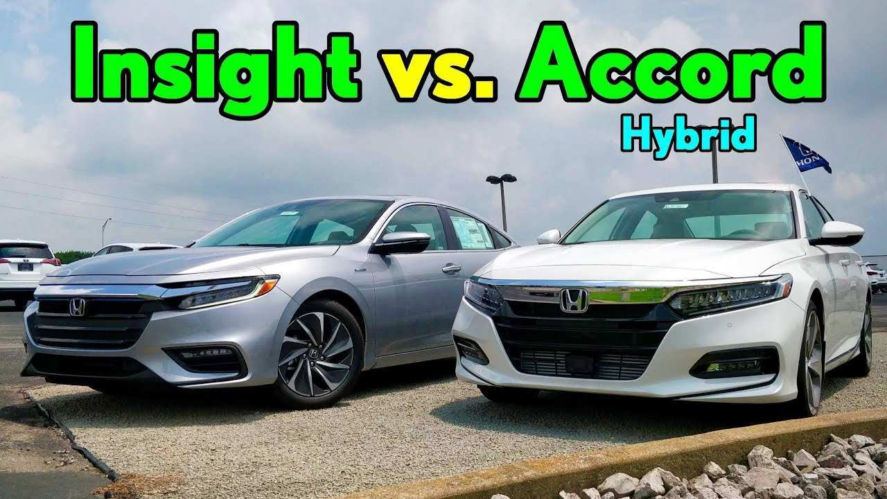 79 The Best 2019 Honda Insight Review Images