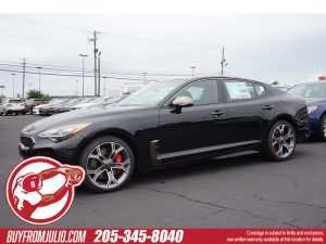 79 The Best 2019 Kia Gt Stinger Price Design and Review