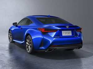 79 The Best 2019 Lexus Coupe History