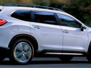 79 The Best 2019 Subaru Ascent Towing Capacity Spy Shoot