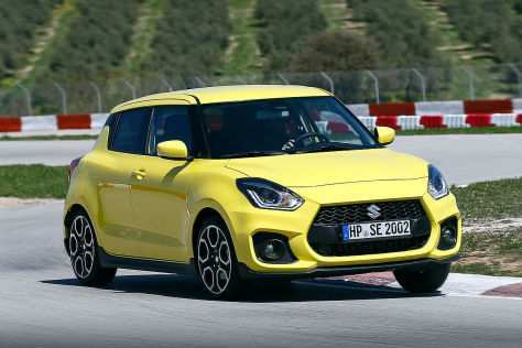 79 The Best 2019 Suzuki Swift Sport Specs Model