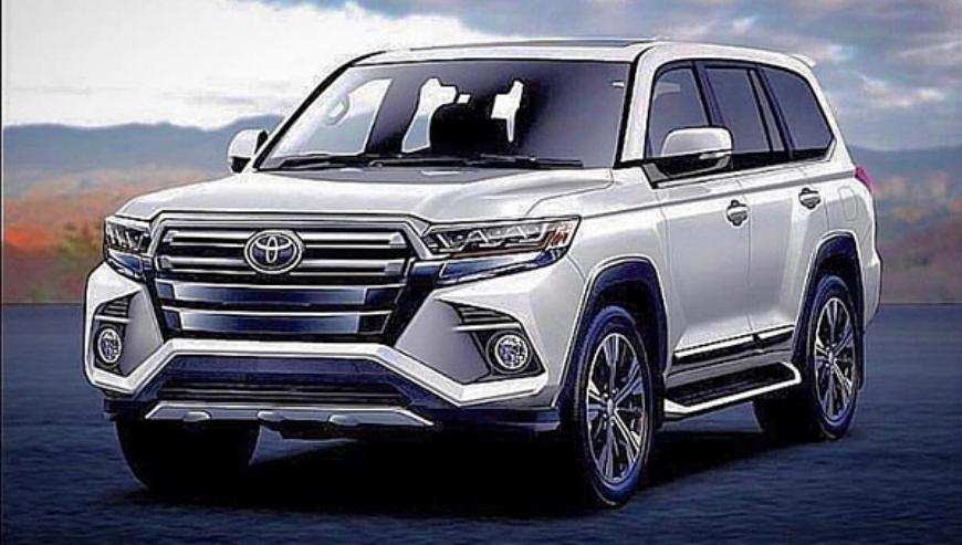 79 The Best 2019 Toyota Land Cruiser 300 Series New Review