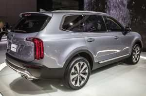 79 The Best 2020 Kia Telluride Australia Redesign and Review