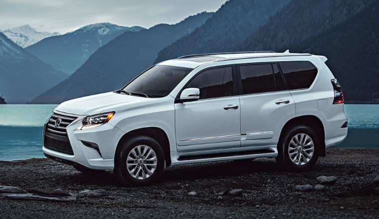 79 The Best 2020 Lexus Gx Release Date And Concept