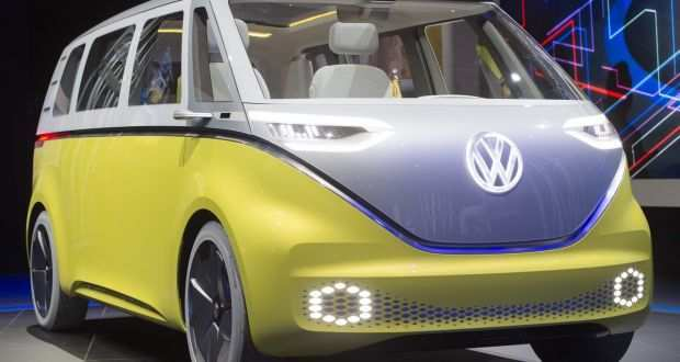 79 The Best 2020 Vw Minibus Redesign And Review