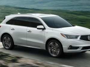 79 The Best Acura Canada 2020 Mdx Performance and New Engine