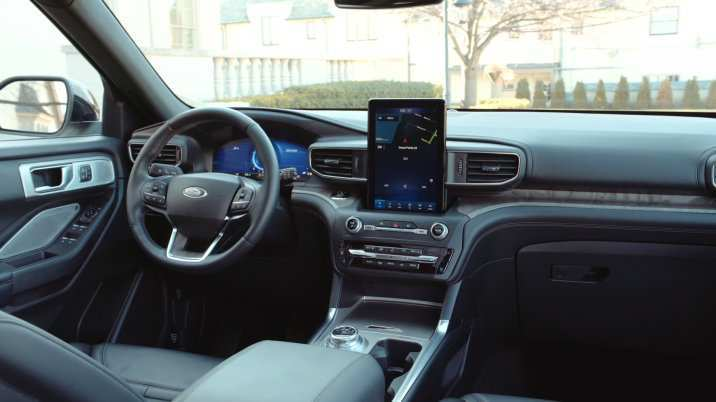 79 The Best Ford Explorer 2020 Interior Redesign And Review