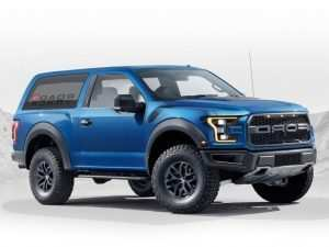 New 2020 Ford Bronco Specs
