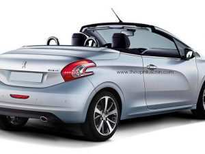 79 The Best Peugeot Cabrio 2019 Interior