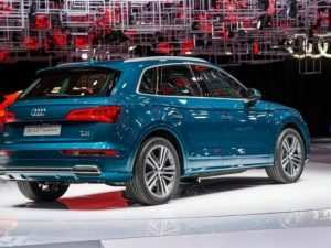 79 The Best When Do The 2020 Audi Q5 Come Out Spy Shoot