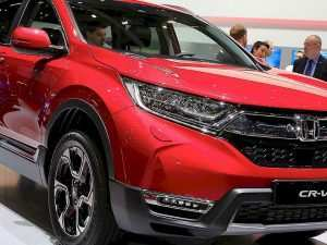 79 The Honda Crv 2020 Release