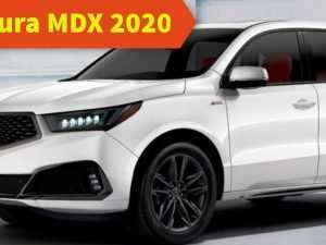 79 The Honda Mdx 2020 Overview