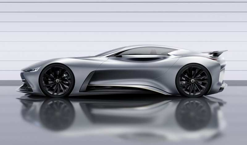 79 The Infiniti Concept 2020 First Drive