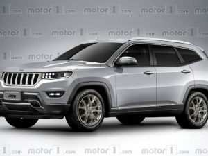 79 The Jeep Nuova Grand Cherokee 2020 Ratings
