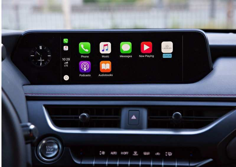 79 The Lexus Carplay 2019 Price And Review