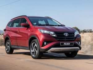 79 The Toyota 2019 Malaysia Redesign and Review
