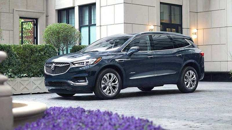 79 The What Will The 2020 Buick Enclave Look Like First Drive