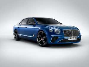 80 A 2019 Bentley Flying Spur Speed New Model and Performance