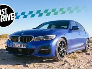 80 A 2019 Bmw 3 Wagon Overview