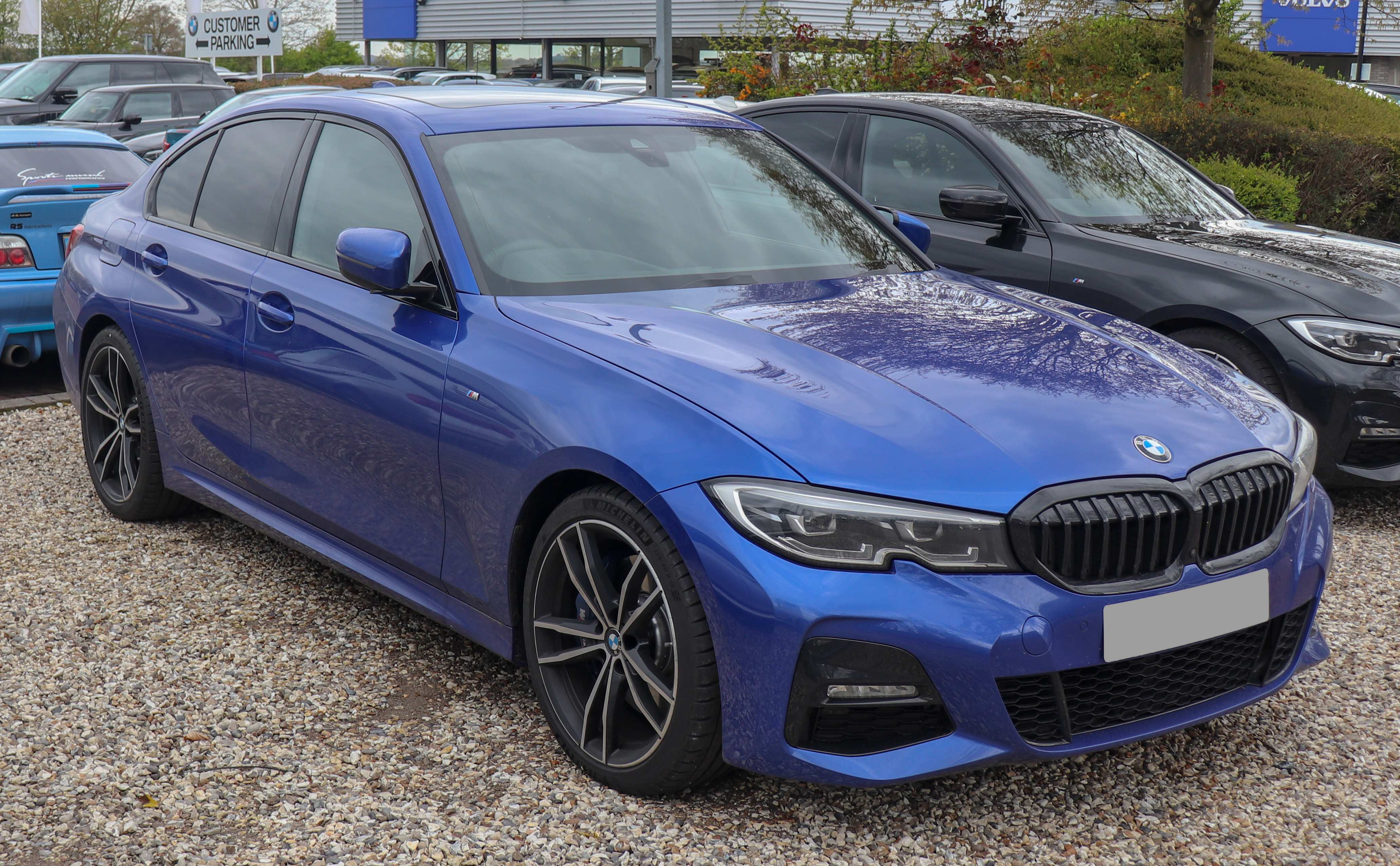 80 A 2019 Bmw G20 3 Series Review