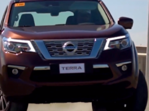 80 A 2019 Nissan Terra Photos
