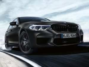 80 A 2020 BMW M5 Edition 35 Years Reviews