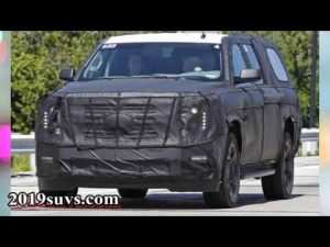 80 A 2020 Chevrolet Tahoe Redesign Review