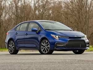 80 A 2020 Toyota Corolla Price Design and Review