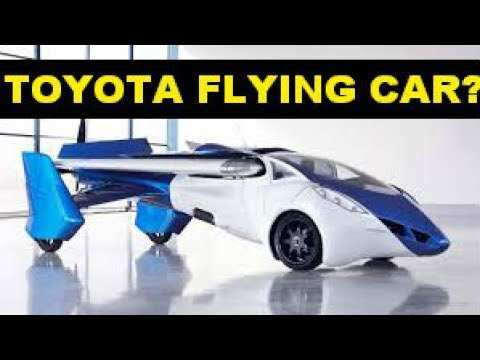 80 A 2020 Toyota Flying Car Images
