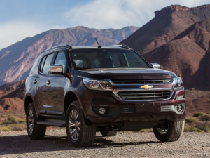 80 A Chevrolet Trailblazer 2020 Interior Review